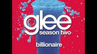 Watch Glee Cast Billionaire video
