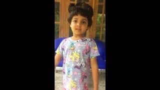 Sudu mathu dinaka Milinda Sadaruwan Daughters voic
