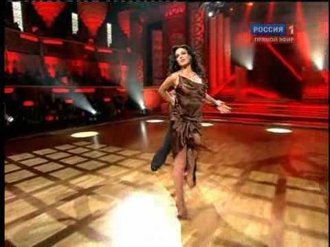 Miss Russia 2010, Irina Antonenko - Dancing with The Stars  27.02.2011
