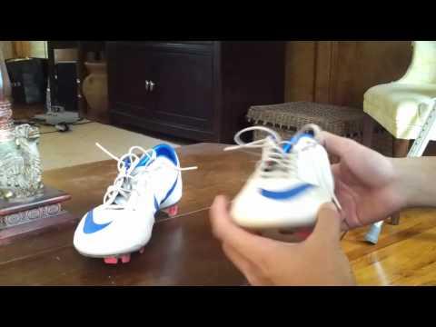 Nike Cleat Reviews: Nike Mercurial Vapor 8 Review