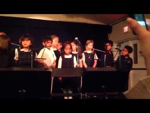 Fairfax Christian School Preschool and KG Fall Concert