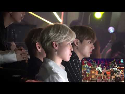 1106 MGA BTS Reaction To Twice  Yes Or Yes