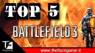 BF3 TOP 5 - Plays Ep.7