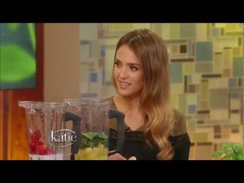 Jessica Alba's Trick for Getting Her Kids to Eat Healthy