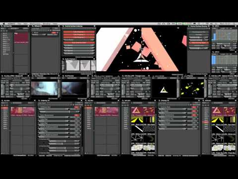 AV.KID - VDMX Project & Approach to VJ'ing