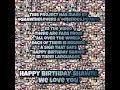 Shawn Mendes 19 birthday project -