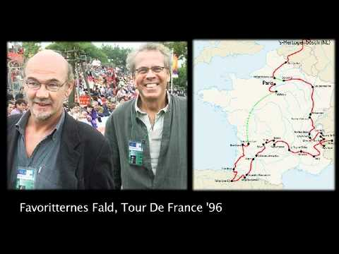 Tour De France '96 - Jørgen Leth Og Jørn Mader Compilation video