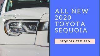 2020 Toyota Sequoia TRD PRO Price