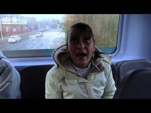 Angry Ranty Woman on Bus (Anti-Gay Anti-Arab!)