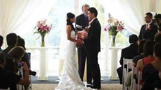 Funny Wedding Ceremony Entrance