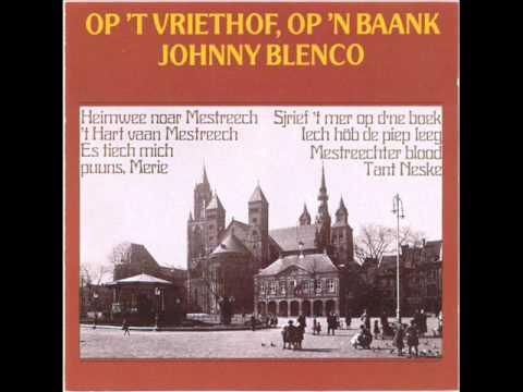 Johnny Blenco - Sjrief 't mer op d'ne boek