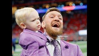 Conor McGregor announces retirement from mixed martial arts