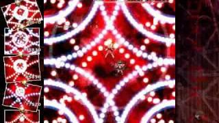 """Shoot the Bullet Level EX Scene 1 - Flandre Scarlet's Taboo """"Forbidden Fruit"""""""
