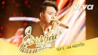 Sarang Hae Yo - Jak Nguyễn | Tập 5 Sing My Song - Bài Hát Hay Nhất 2016 [Official]