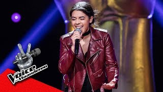Download Lagu Jessica zingt 'Man Down' | Blind Audition | The Voice van Vlaanderen | VTM Gratis STAFABAND