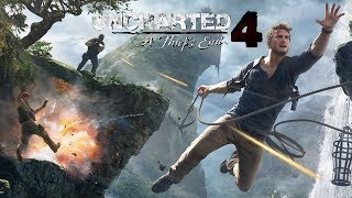 Uncharted 4: A Thief 's End!! [ PS4 Pro Gameplay PT- BR ]
