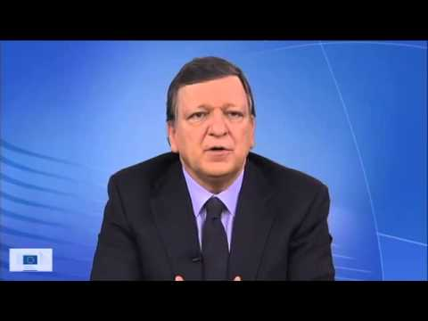 Video: Statement by José Manuel BARROSO, President of the EC, on the TTIP Freihandelsabkommen