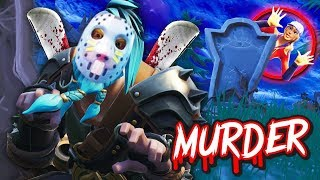 *NEU* UNSCHULDIGE vs KILLER in FORTNITE Murder Modus
