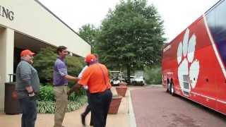 Clemson Athletics || Champion Coach Wrap