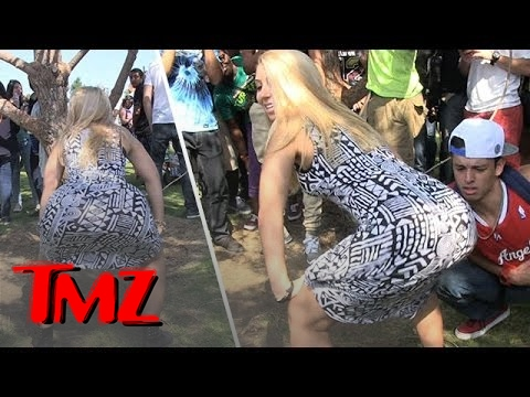 Vine's Best Twerker Does It Live!