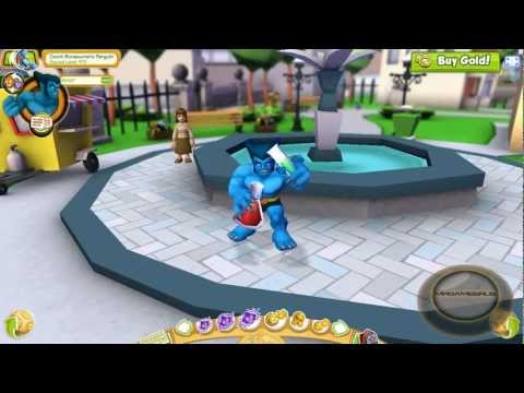 Marvel Super Hero Squad Online Hero Intro Voices- HD