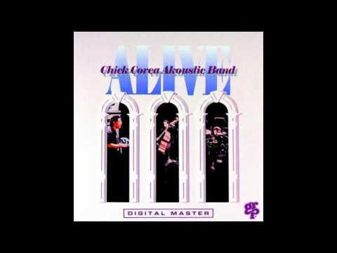 Chick Corea Akoustic Band - Alive (full album)