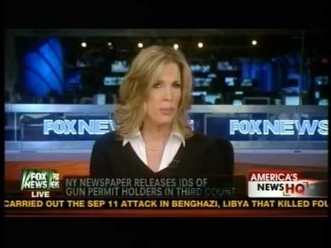 Mary Walter on Fox News' Americas News Headquarters December 30th 2012