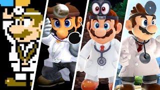 Evolution of Dr. Mario (1990 - 2018)