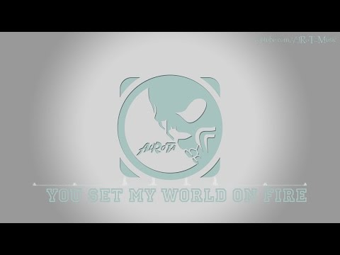 You Set My World On Fire by Loving Caliber - [Acoustic Group Music]