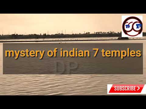 Mystery of Indian 7 temples (dummi pice )
