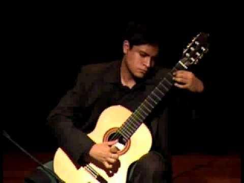 Omar Nicho (Recuerdos de Alhambra - Francisco Tárrega)