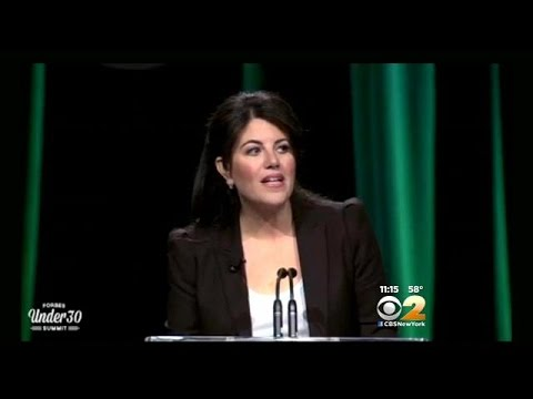 Monica Lewinsky Speaks Out About Fallout From Clinton Affair