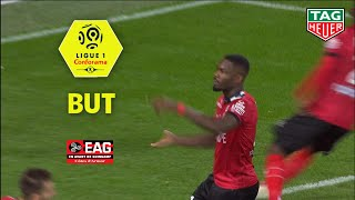 But Marcus THURAM (78' pen) / EA Guingamp - Olympique Lyonnais (2-4)  (EAG-OL)/ 2018-19