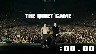 TWENTY ONE PILOTS Paris France  new record of the quiet game