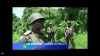 CONGO FORCES ARMEES SUR LE TERRAIN