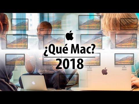 ¿Qué Mac comprar en 2018?