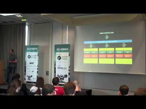 SymfonyLive Berlin 2014 - Thorsten Rinne - E Commerce in schnell mit Symfony2 und Elasticsearch