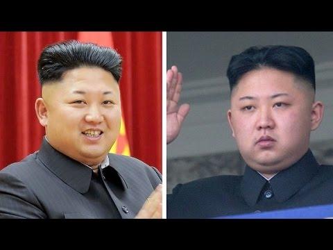 Kim Jong Un has a makeover?