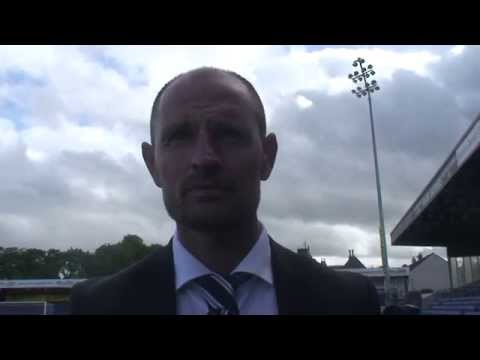 Kilmarnock - Allan Johnston Post-Match v Ross County 16/8/14