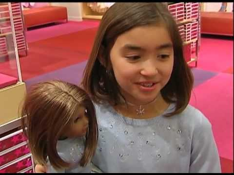 American Girl Doll Store Sells Innocence and Mothers Are Buying