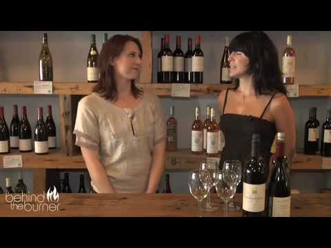 Uncorking Organic Wines with Sommelier Kym Apotas at Blue Angel Wines
