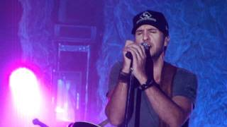 Watch Luke Bryan Faded Away video