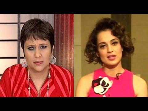 Kangana Ranaut Breaks Silence On Hrithik, Adhyayan | Barkha Dutt Interview