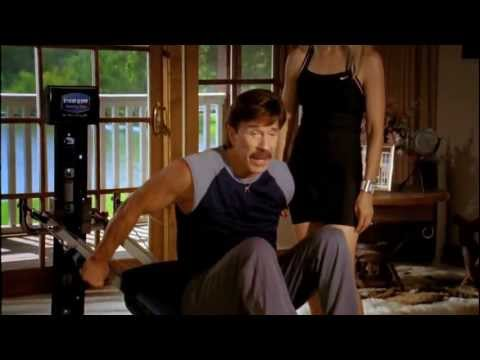 Chuck and Gena Norris - Total Gym #8