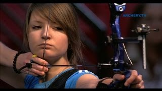 Indoor Archery World Championships 2012 - Las Vegas - Match Junior #6