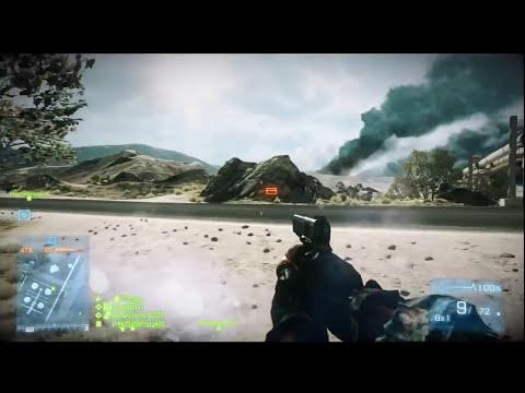 Battlefield 3 La Vida Del Francotirador | aLexBY11 | Operación Firestorm