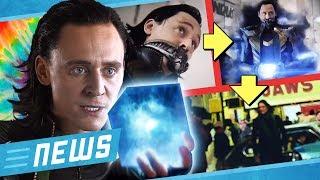 Endgame Rätsel gelöst: Dort ist Loki gelandet & Fans hassen Neue Avengers - FLIPPS News