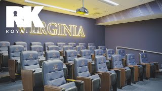 We Toured the VIRGINIA CAVALIERS' AMAZING BASKETBALL Facility | Royal Key