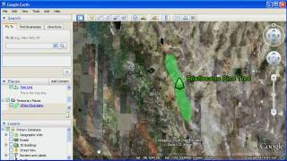 Annotate Google Earth