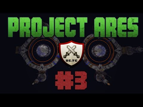 JUGANDO PROJECT ARES - MINECRAFT PvP #3 - RFV3 TRIPLE LANA :D